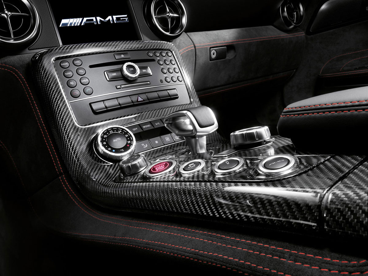 2013 Mercedes-Benz SLS AMG Black Series Finally Revealed