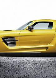 2013 Mercedes-Benz SLS AMG Black Series