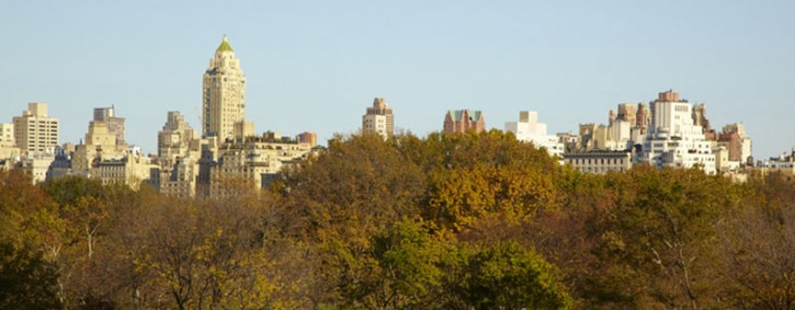 Madonna's Manhattan Home - 41 Central Park West