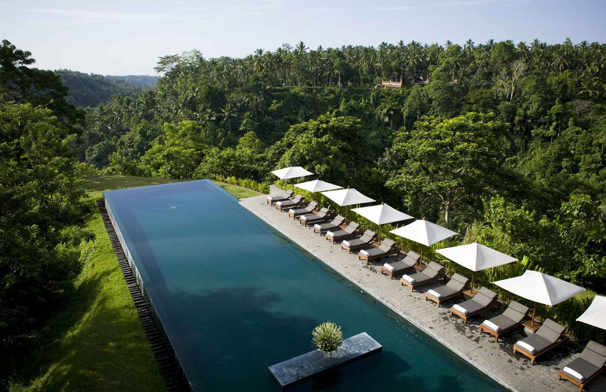 Alila ubud villas magnificent hideaway in intimate for Design boutique hotel ubud
