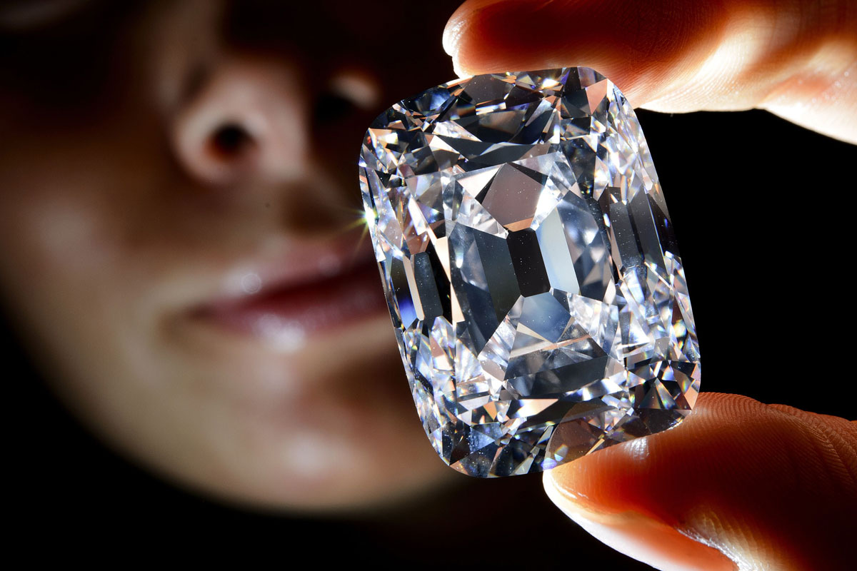 Archduke Joseph Diamond Broke Records at Christie's in ...