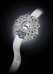 Backes & Strauss Victoria Blue Heart Give Them a Voice