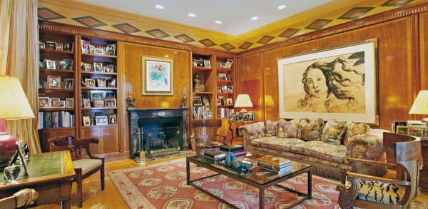 David Geffen Pays 54 Million For Duplex Penthouse