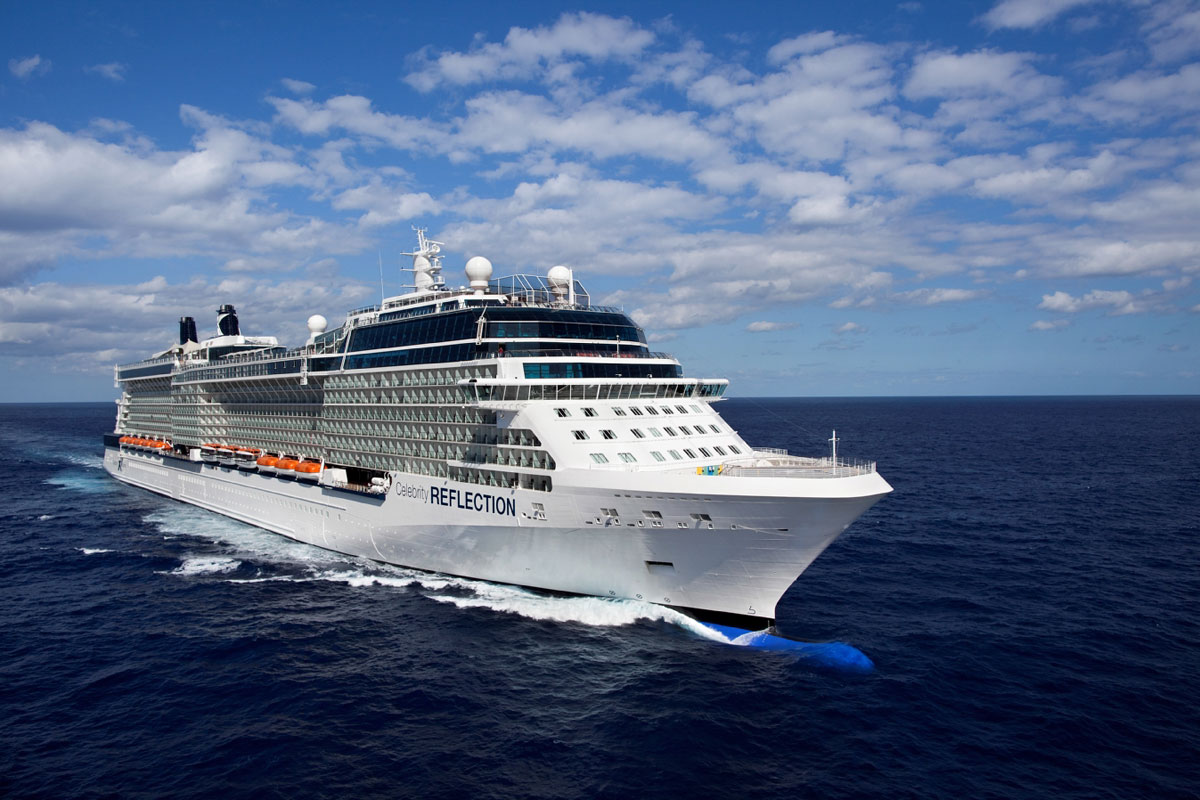 Celebrity cruises fifth sleek ship the luxurious celebrity