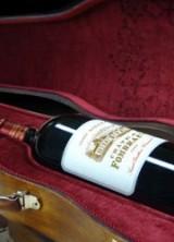 Château de Fombrauge 2008 Magnum in Original Stradivarius Case
