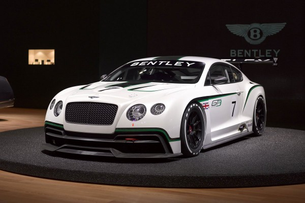 Based on the new Continental GT Speed, the fastest road-going Bentley ever, the GT3 concept capitalises on the prodigious performance, outstanding high-speed stability and renowned durability of Bentley's iconic coupe, while tailoring its specification for the racetrack