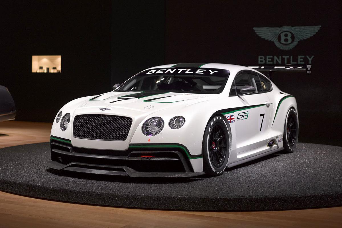 Bentley Showcases North American Debuts