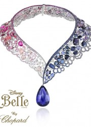 Disney Princess Collection by Chopard at Harrods for Holiday Season