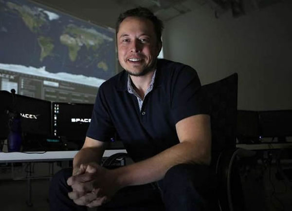 $500,000 for Trip to Elon Musk's Colony on Mars