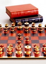 $77.880 Geoffrey Parker's Most Expensive Chess Set