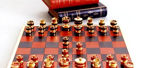Geoffrey Parker Silver Jubilee Edition Chessboard