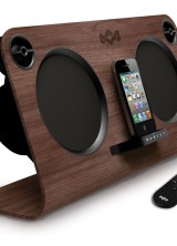 Bob Marley's Vision is Accomplished through Get Up Stand Up Audio System