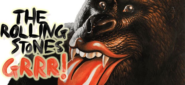 Grrr! - Rolling Stones Greatest Hits