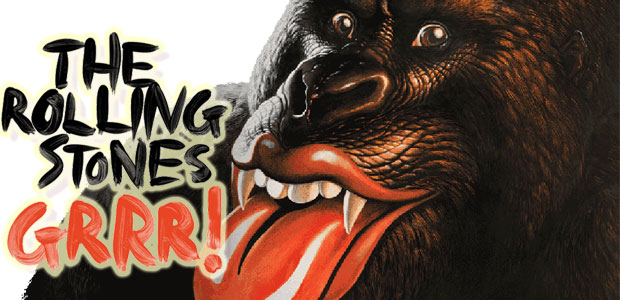 Grrr! &#8211; Rolling Stones Greatest Hits Available Now