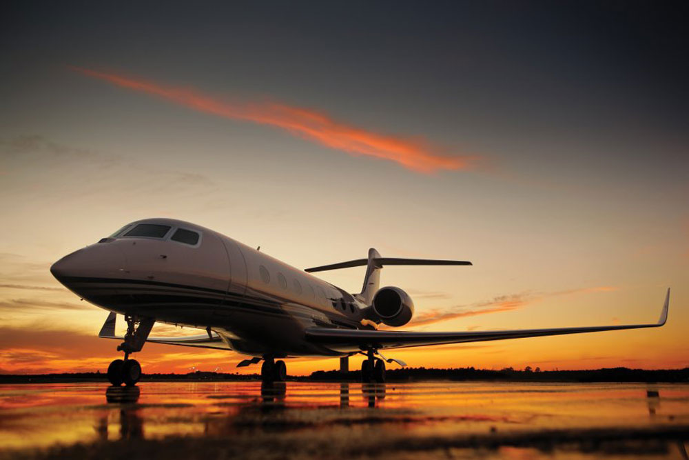 Gulfstream G650 Business Jet