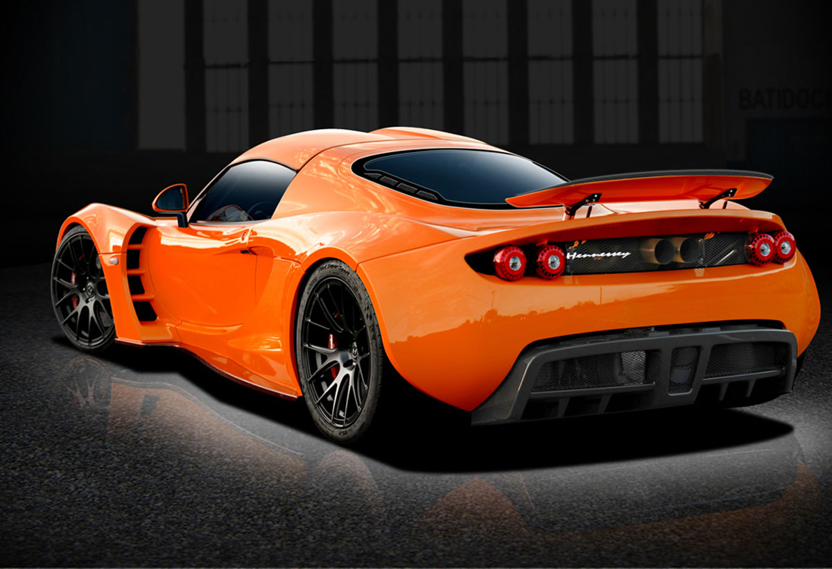 2014 Henessey Venom GT2