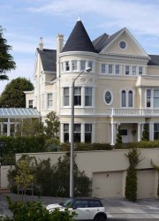 Historic Pacific Heights Mansion