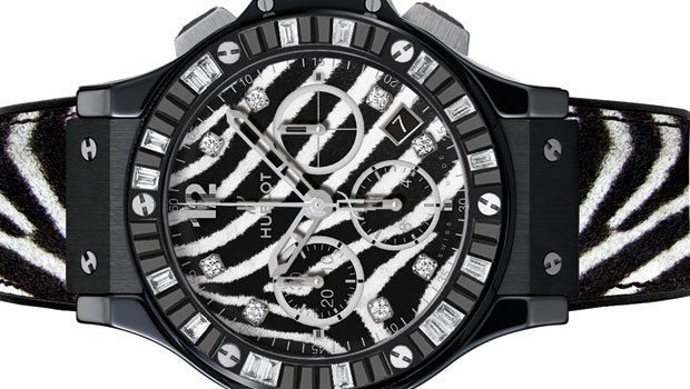 Hublot Big Bang Zebra Bang to be Unveiled at Geneva Trade Show