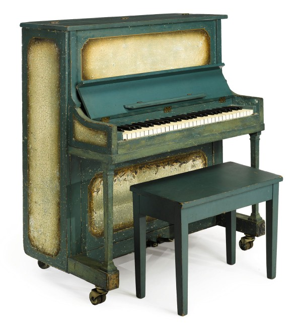 Iconic piano used in Oscar-winning classic from 1942 Casablanca could fetch $1.2 million at auction