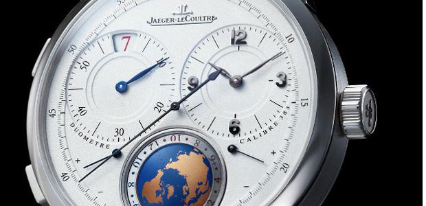 New Jaeger-LeCoultre's Duomètre Unique Travel Time – Limited Edition