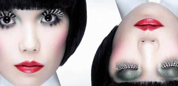 Karl Lagerfeld for Shu Uemura Ruby Eyelashes