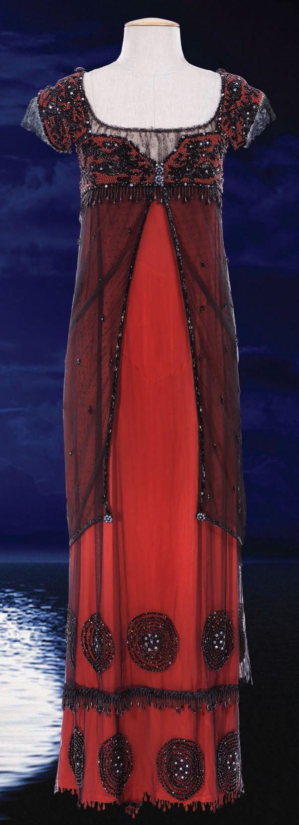 Kate Winslet's Titanic...