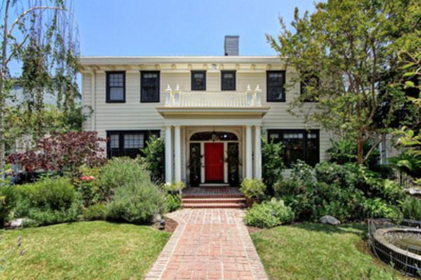 Katherine Heigl's Los Feliz Home