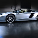 New Lamborghini Aventador Roadster Finally Revealed