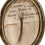 Lock of Abraham Lincoln's Hair in Gold Locket at Heritage Auctions
