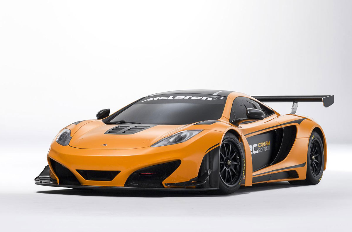 McLaren 12C GT Can-Am Edition Limited to 30 Units - eXtravaganzi