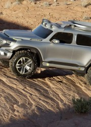 Mercedes Ener-G-Force 2025 SUV – Pure Science Fiction