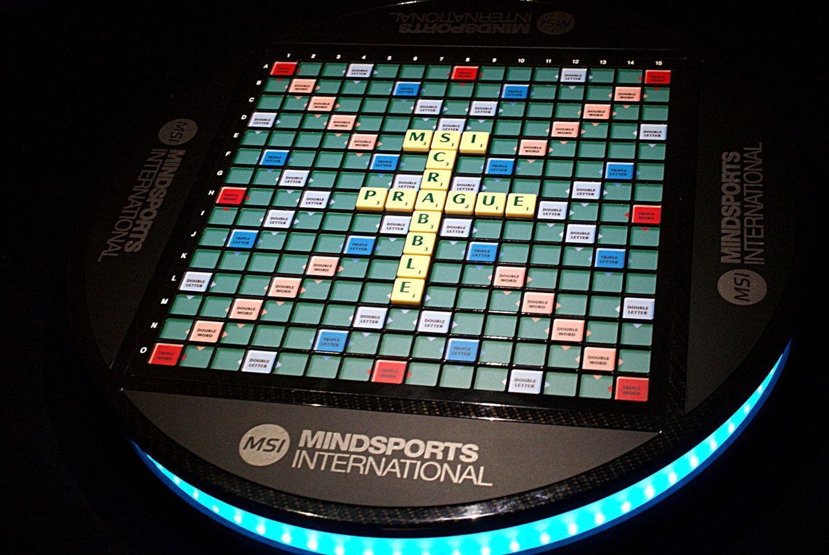 World's Most Expensive High-tech Scrabble Board