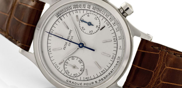 Personal Wristwatch of Patek Philippe régleur Jacques Golay Sold for $205.000 at Antiquorum's Geneva auction