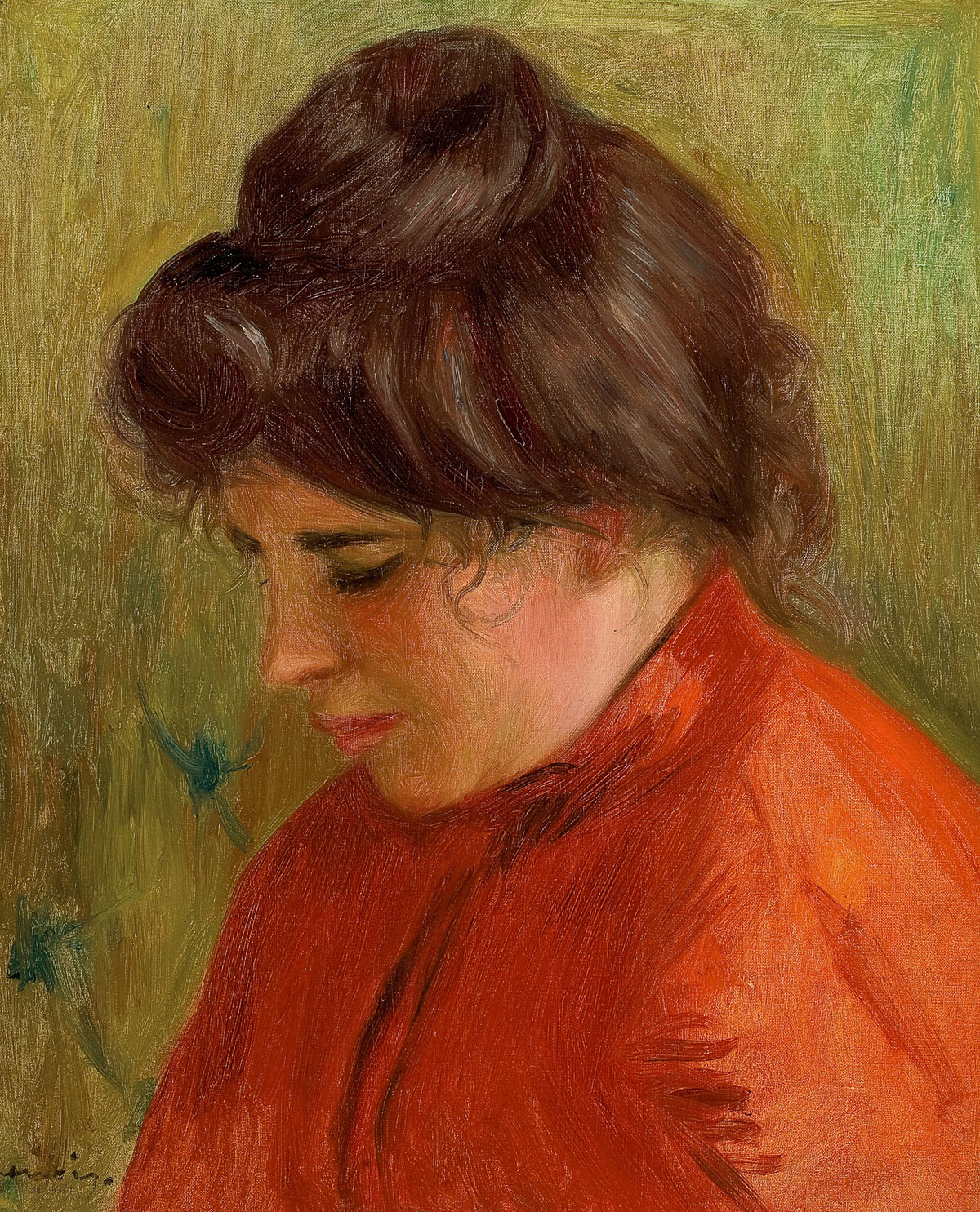 renoir s life and work French artist pierre-auguste renoir is considered one of  his work, however, proved to  plagued him for the rest of his life final years  in 1907, renoir.