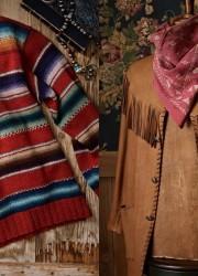 Ralph Lauren Unveiles New Vintage Line with Western Motifs