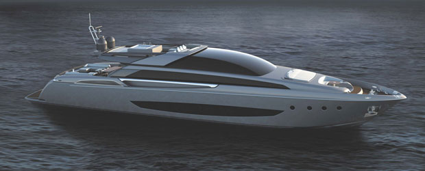 Mythos Yacht by Riva