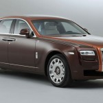 Rolls Royce Special Edition Ghost – One Thousand and One Nights