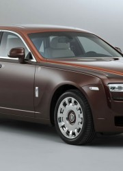 Rolls Royce Ghost One Thousand and One Nights Edition