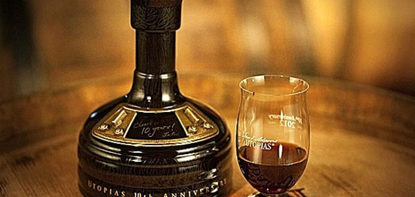 Sam Adams Ultra-strong Utopias Beer