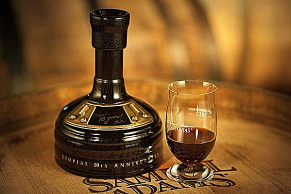Worlds Most Expensive Beer &#8211; Sam Adams Ultra-strong Utopias Beer
