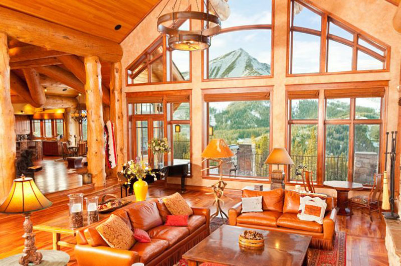 Ski Lover's Paradise in the Yellowstone Club on Sale for $28 Million