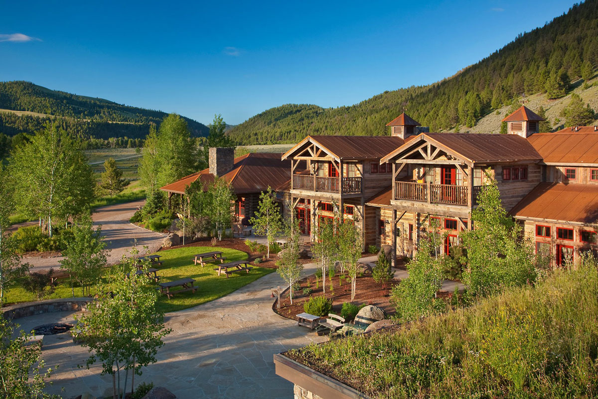 Http Www Extravaganzi Com Feel The True West At The Ranch At Rock Creek Montana