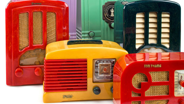 The Richard Balsbaugh Collection of Vintage Radios