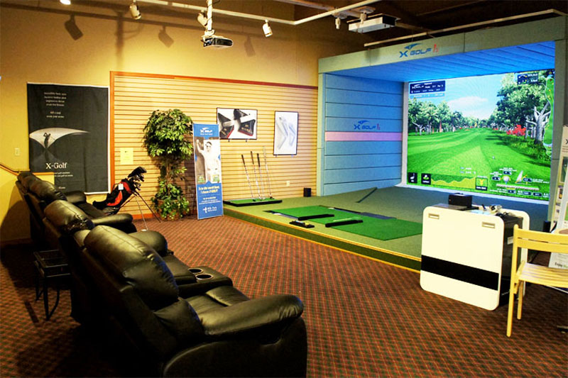 XGOLF simulators
