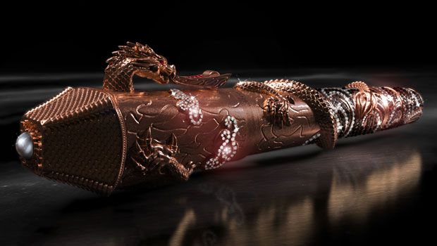 $1 Million Centennial Dragon Pen by Montegrappa