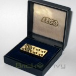 World's Most Expensive Lego – 14k Solid Gold Brick