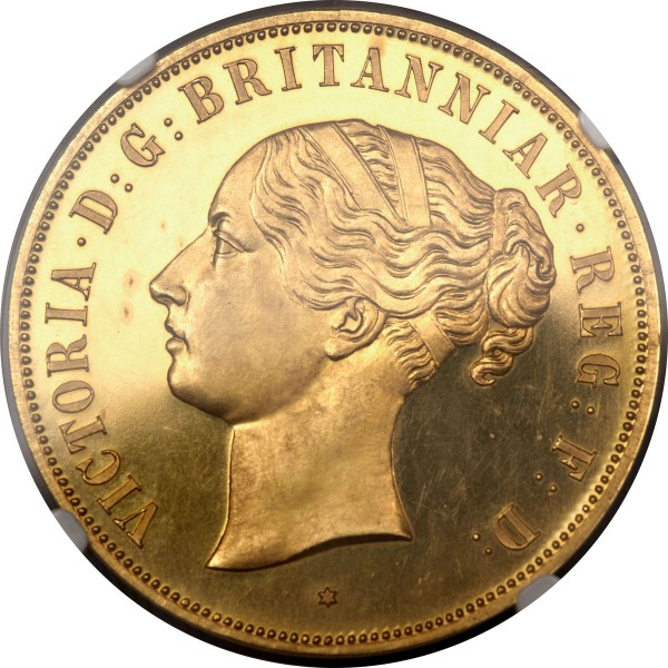 Rare 1887 Coin featuring Victoria gold crown is estimated to sell for $250,000