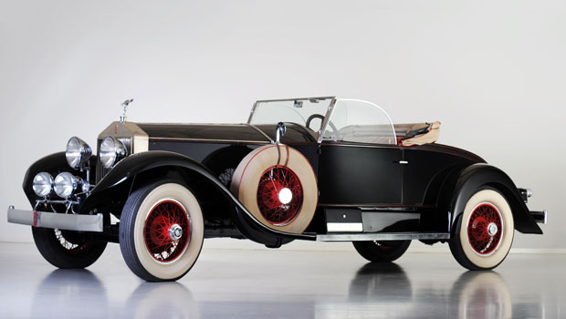 1928 &#8216;Playboy Roadster&#8217; Owned by Jerry J. Moore on Sale at Bonhams Auction