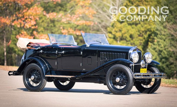 1930 Ford Model A Sport Phaeton