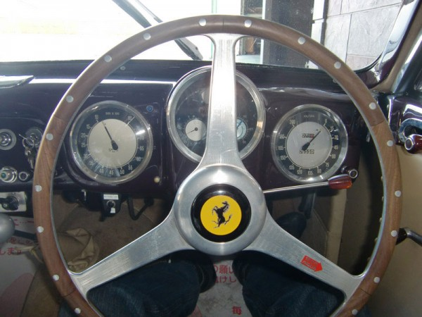 1950 Ferrari 166 Inter Vignale Coupe